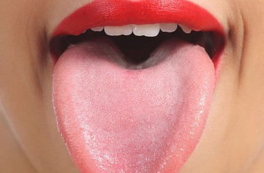 A tongue problem reveals health secrets such as not getting enough iron