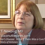 Coconut Oil for Treating Alzheimers