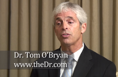 Head shot of Dr. Tom O'Bryan as he discusses gluten sensitivity