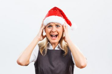 6 wacky ways to erase holiday stress in 5 minutes