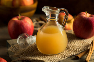 4 reasons you should drink apple cider vinegar every day