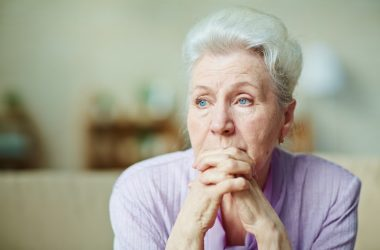 Lonely socially isolated senior is at a higher risk for early death