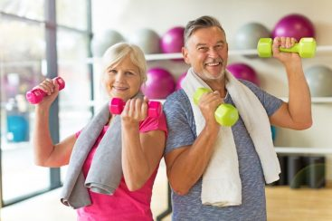 Simple mods to make exercises TRULY senior friendly