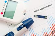 Blood sugar meter to illustrate better numbers using blood sugar supplements
