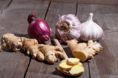 Ginger garlic and onion can help fight chronic diseases