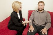 Woman uses hypnotherapy to help relieve IBS symptoms