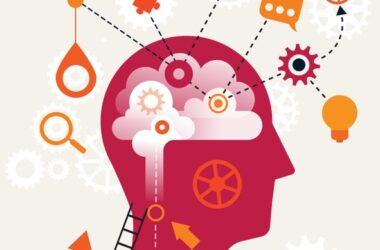 Illustration of brain upgrade ingredients in memory supporting Ceretrol provide