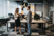 Coworkers argue as pandemic fatigue causes tempers to flare